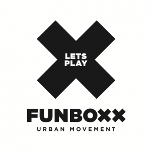 Funboxx logo Urban sport en beweging